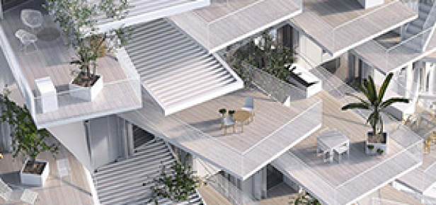 SOU FUJIMOTO: FUTURES OF THE FUTURE exhibition at Japan House London