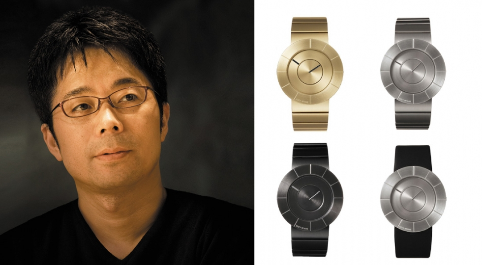 ISSEY MIAKE watches collection by Tokujin collection - Japan House London