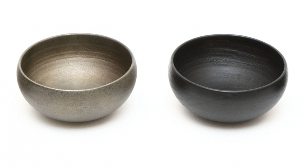 Lacquer bowl collection by Tokeshi.