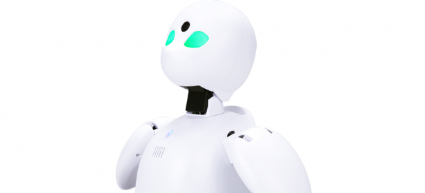 white background robot 1288x700