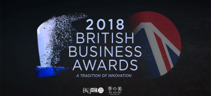 Japan House London Winds at British Business Awards 2018